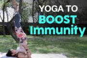 """A webinar """"Yoga forImmunity"""" to be organized on 19th June 2021"""
