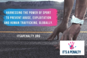 WTTC and It's A Penalty announce critical partnership to raise awareness of human trafficking