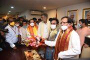 Shri G Kishan Reddy takes charge as Union Tourism Minister