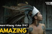 """Tourism Malaysia's """"AMAZING"""" Video Wins Global Award for best Camerawork"""