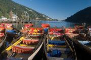 Naini Lake in Delhi is open to tourists