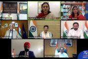 Ministry of Tourism celebrates Azadi Ka Amrit Mahotsav- India@75 in collaboration with Association of Indian Universities (AIU)