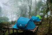 KSRTC's Tent Stay at Munnar