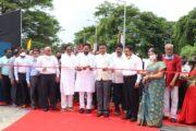 Renovated Helipad Inaugurated in Old Goa