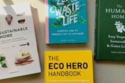 Books offer tips on eco-conscious lifestyle
