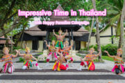 Impressive Time in Thailand with Happy Paradise Campaign