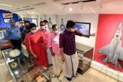 Air Force Museum inaugurated at Akkulam Tourist Village