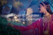 Expo 2020's masterful Opening Ceremony unites millions around the world